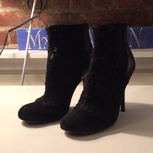 Alberta Ferretti Shoes - Black boots